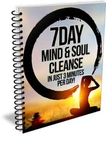 mind soul cleanse